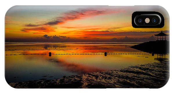 Bali Sunrise II IPhone Case