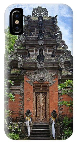 Bali_d3 IPhone Case