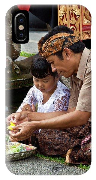 Bali_d796 IPhone Case