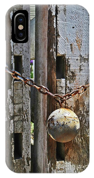 Ball And Chain IPhone Case