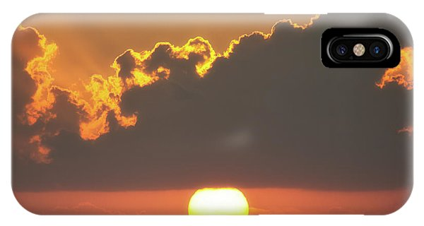 Ball Of Fire IPhone Case