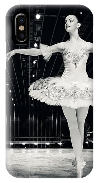IPhone Case featuring the photograph Ballerina by Dimitar Hristov