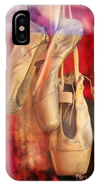 Ballerina Shoes IPhone Case