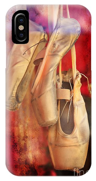 Ballerina Shoes IPhone Case