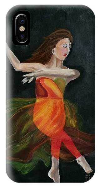 Ballet Dancer 2 IPhone Case