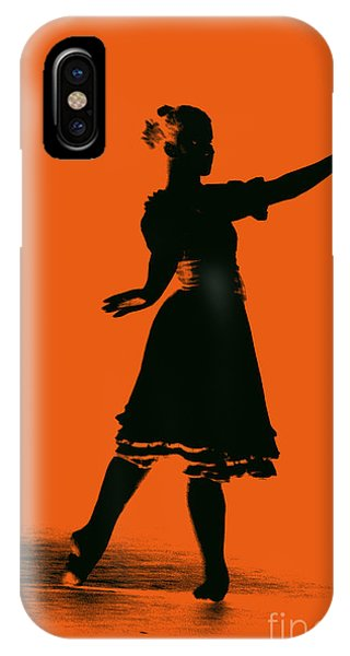 IPhone Case featuring the photograph Ballet Girl by Donna Bentley