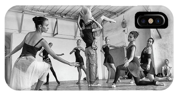 Ballet Practice - Havana IPhone Case