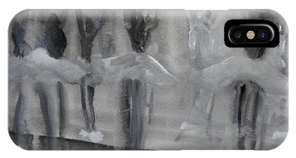 Ballet Sleeping Beauty IPhone Case