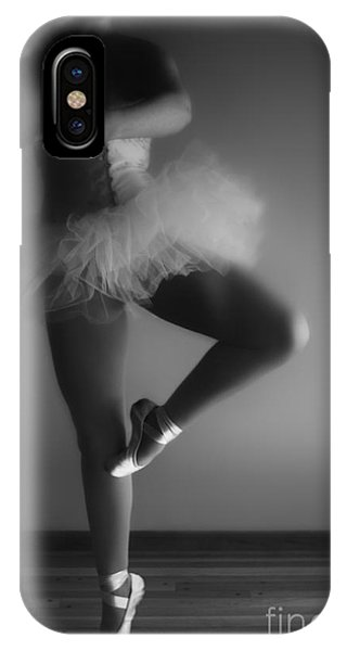 Ballet Slippers IPhone Case