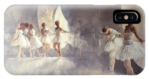 Ballet Studio  IPhone Case