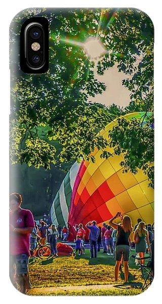 Balloon Fest Spirit IPhone Case