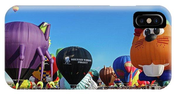 Balloon Fiesta Albuquerque I IPhone Case