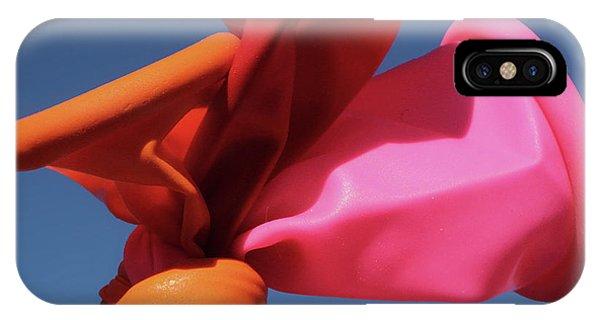 Balloon Lips IPhone Case