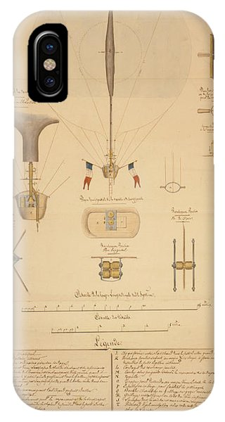 Balloon Patent IPhone Case