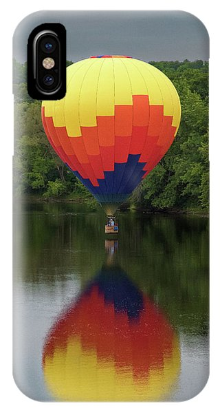 Balloon Reflections IPhone Case
