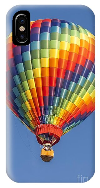Ballooning In Color IPhone Case