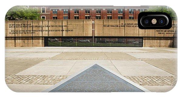 Baltimore Holocaust Memorial IPhone Case