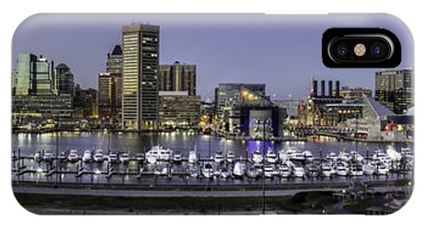 Baltimore Inner IPhone Case