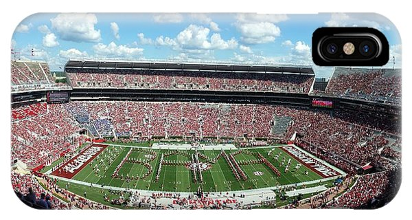 Bama Spell-out Panorama IPhone Case