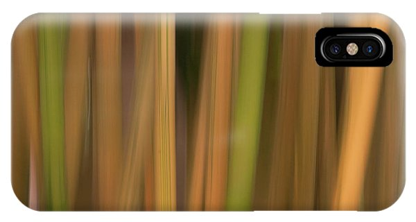Bamboo Abstract IPhone Case