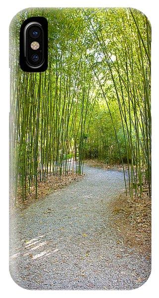 Bamboo Path 1 IPhone Case
