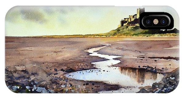 iPhone Case - Bamburgh Castle 2 by Paul Dene Marlor