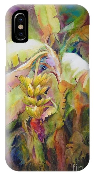Banana Bay I IPhone Case