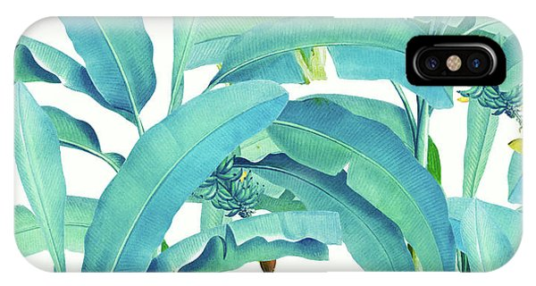 Banana Forest IPhone Case