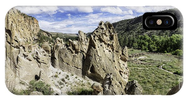Bandelier National Monument  IPhone Case