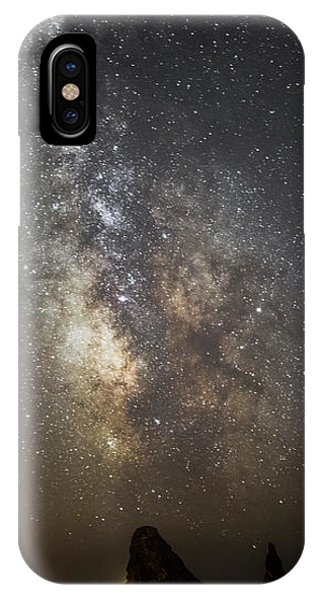 Bandon And Milky Way IPhone Case