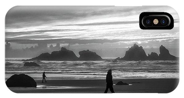 Bandon Beachcombers IPhone Case