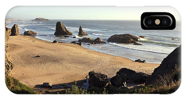 Bandon Beachfront IPhone Case