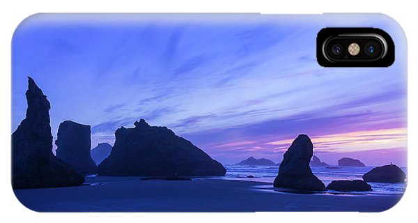 Bandon Blue Hour IPhone Case