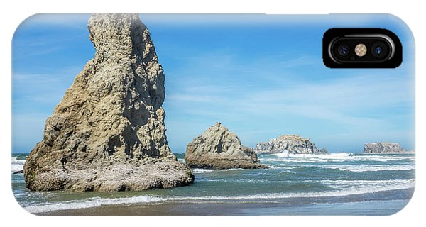 Bandon Rocks IPhone Case