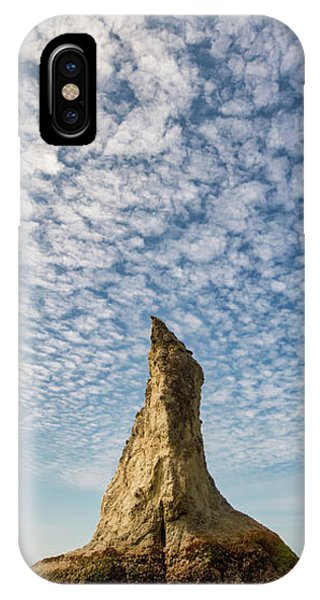 Bandon Sea Stacks IPhone Case