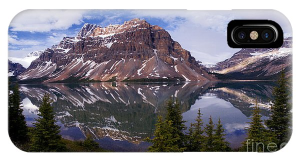 Banff - Bow Lake IPhone Case