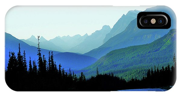 Banff Jasper Blue IPhone Case