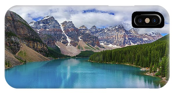 Banff Size Test IPhone Case