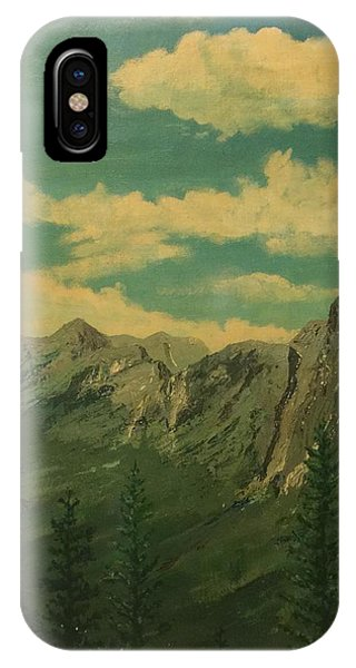 Banff IPhone Case