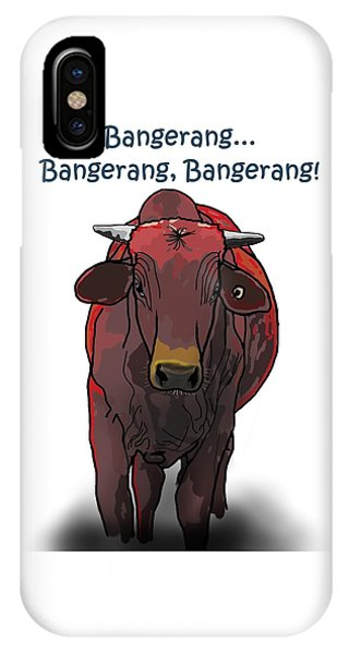 iPhone Case - Bangerang by Joan Stratton