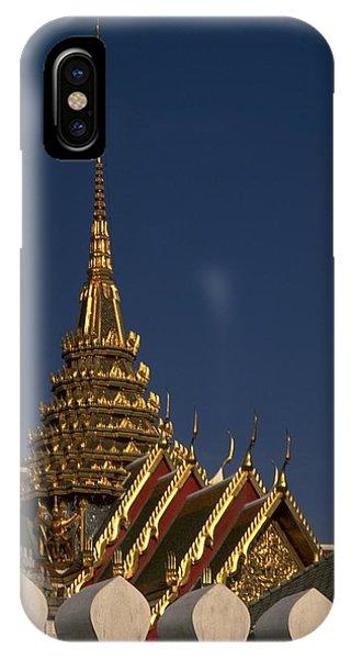 Bangkok Grand Palace IPhone Case