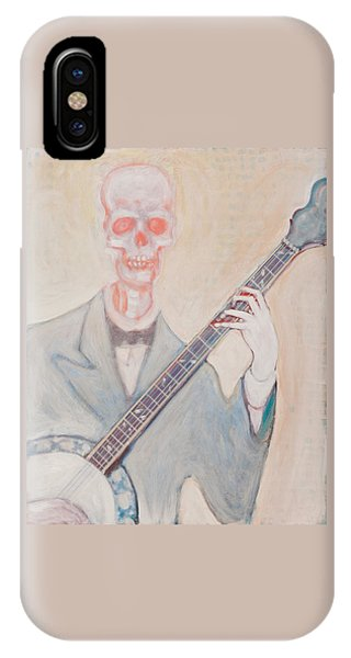 Banjo Bones IPhone Case