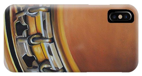 Banjo IPhone Case