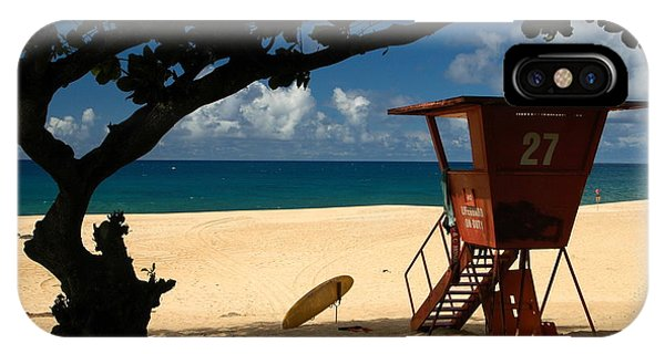 Banzai Beach IPhone Case