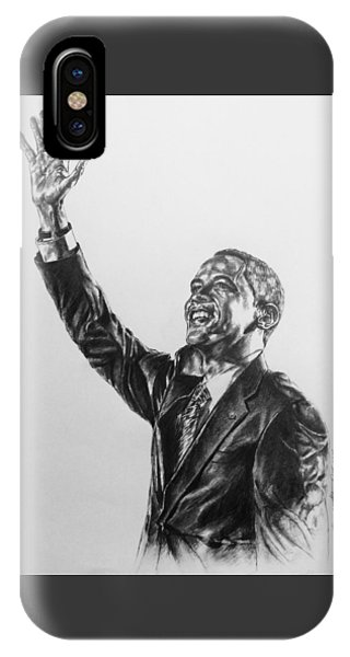 Barack Obama IPhone Case
