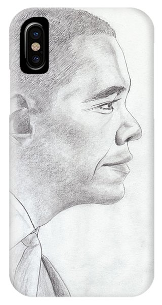 Barak Obama IPhone Case