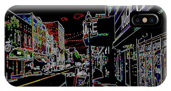 Barberton The Magic City IPhone Case