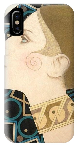 Barbra IPhone Case