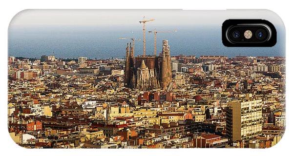 Barcelona IPhone Case