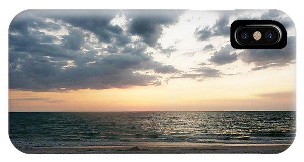 Barefoot Beach IPhone Case